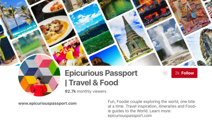 Epicurious Passport