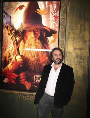 Peter Jackson and The Hobbit 2