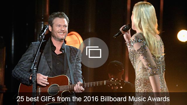 2016 BBMAs GIFs slideshow