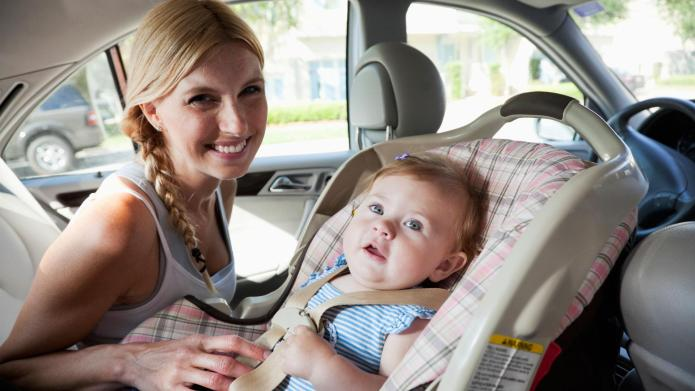 A mom's guide to car seat