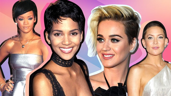 The Most Dramatic Celebrity Hair Makeovers