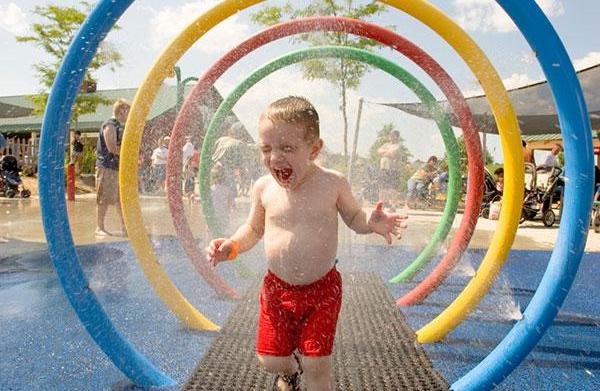 Adventurous playdates for your tots and
