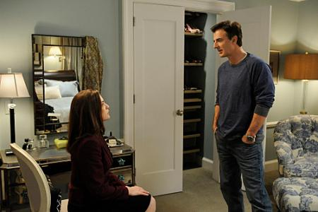 The Good Wife returns: Daddy's home!