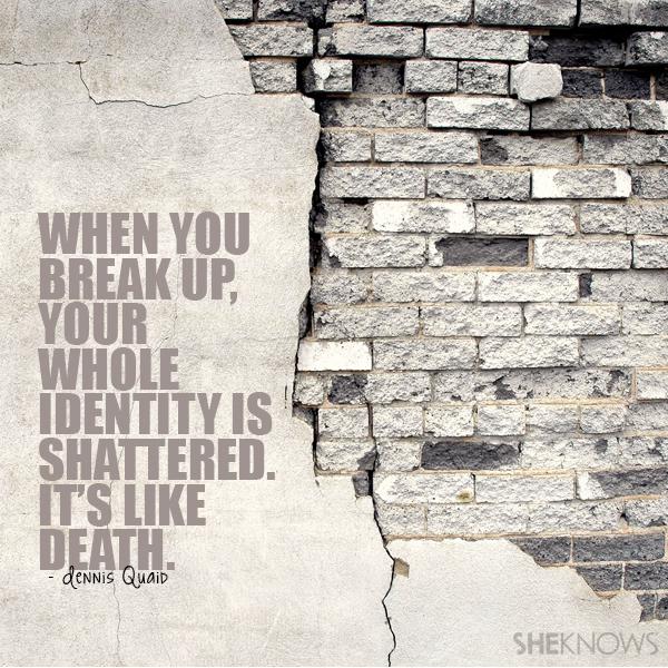 Dennis Quaid love quote
