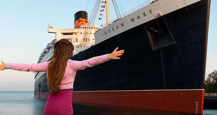A nostalgic stay on the Queen