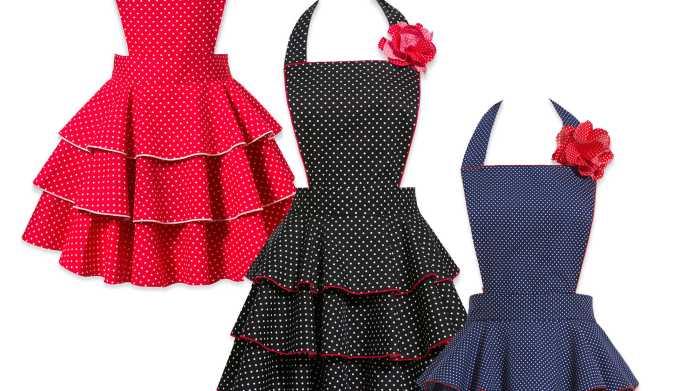 16 Stylish aprons to make you