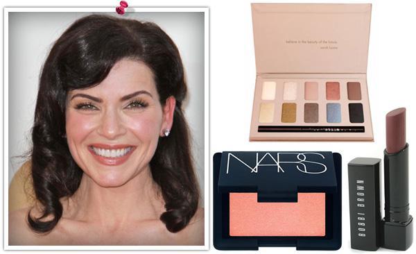 Get Julianna Margulies' Emmy makeup look