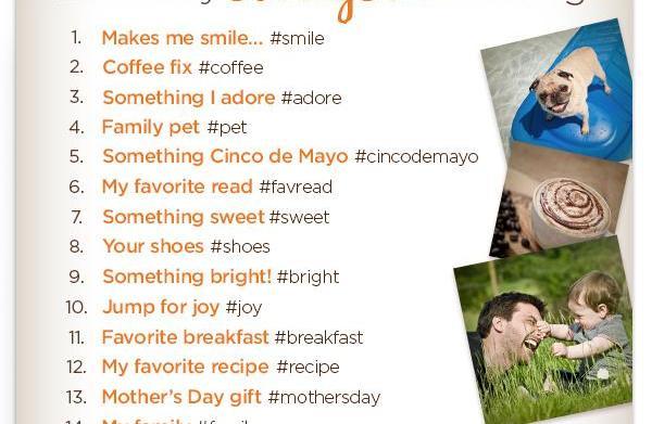 SheKnows 14-Day FamilyFun Challenge on Instagram