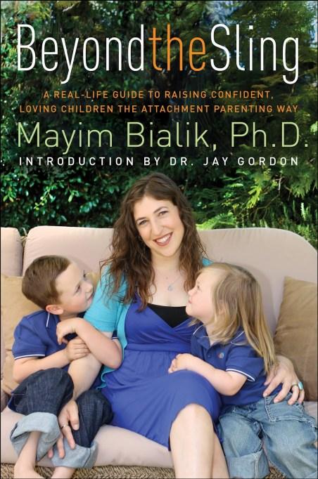 Mayim Bialik books