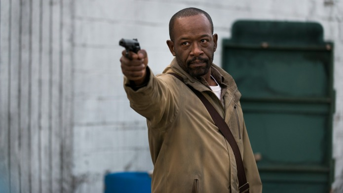 TWD's new teaser pic of Morgan