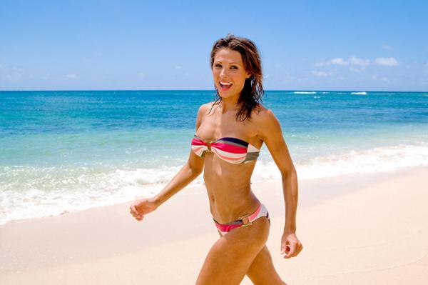 Beach ready body