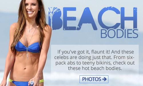 Beach bodies banner
