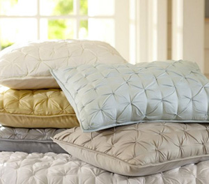Isabelle Tufted Voile quilt