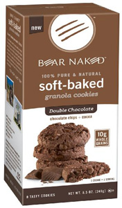 Bear Naked Soft-Baked Granola Cookies and Trail Mix Blends