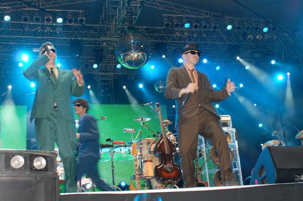 Beastie Boys sued