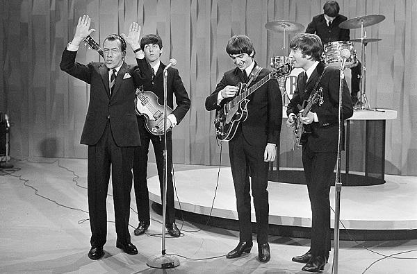 The Beatles, Ed Sullivan Show