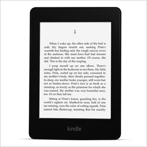 A Brand New Kindle Paperwhite