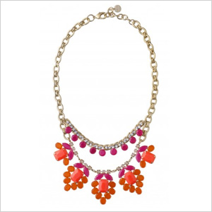 A Stella And Dot Statement Necklace