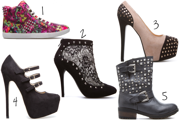 Rachel Zoe's ShoeDazzle picks