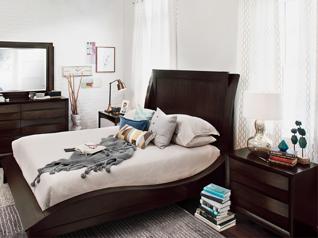 Quirky bedroom