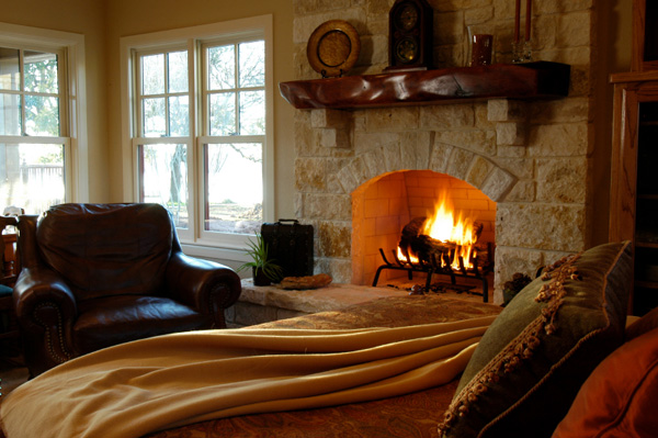How To Modernize Your Old Fireplace Sheknows