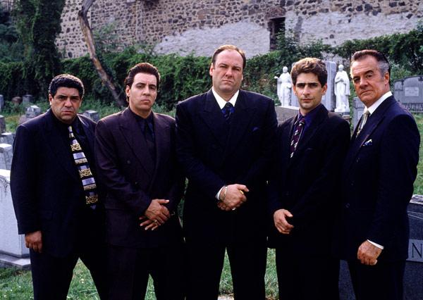 The Sopranos started the genius television revolution