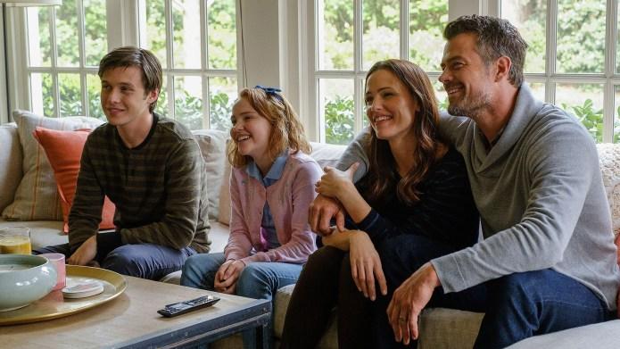 Jennifer Garner & Josh Duhamel Talk