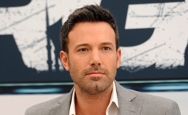 Ben Affleck at Argo press junket.