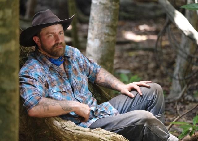 Ben Driebergen on Survivor: Heroes Vs. Healers Vs. Hustlers