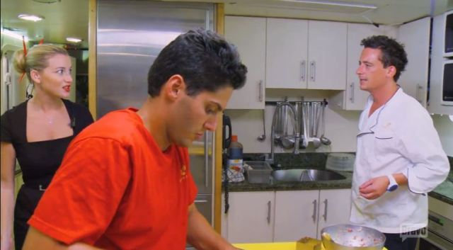 Chef Ben