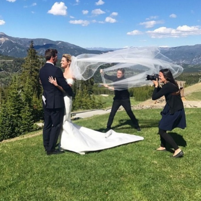 Celebrities who got married in 2017: Erin Andrews & Jarret Stoll