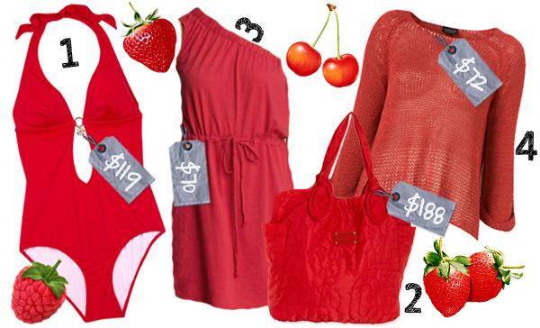 Berry fashion