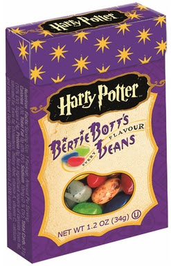Bertie Botts Harry Potter Jelly Beans