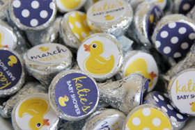 Rubber ducky printables from Make Life Cute