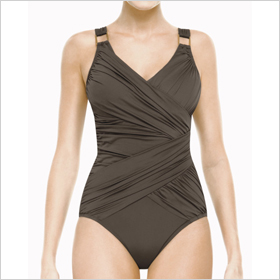 Spanx bathing suit