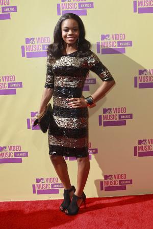 Gabby Douglas VMAs best dressed