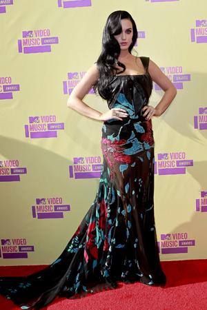 Katy Perry 2012 MTV VMAs