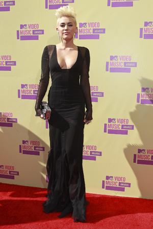 Miley Cyrys best dressed