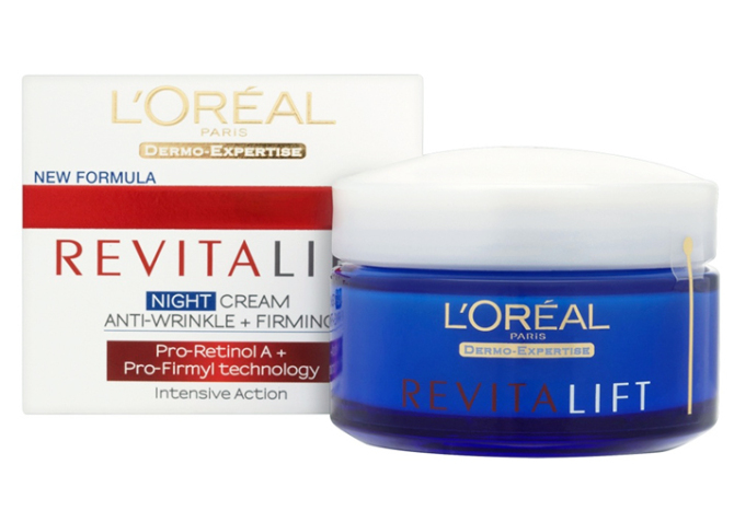 L'Oreal Paris Revitalift Anti-Wrinkle Firming Night Cream