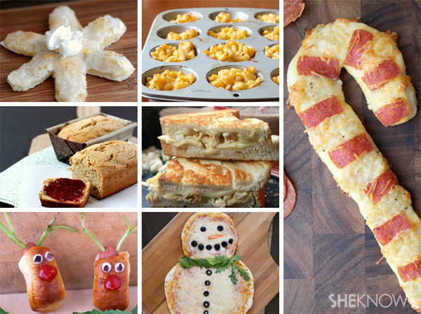 7 Wintery Kid Friendly Birthday Party Lunches