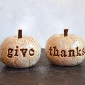 Clay pumpkins | Sheknows.ca