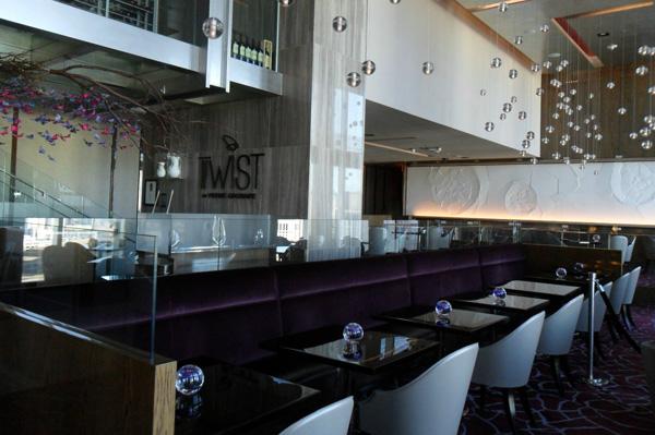Twist,Mandarin Oriental Las Vegas