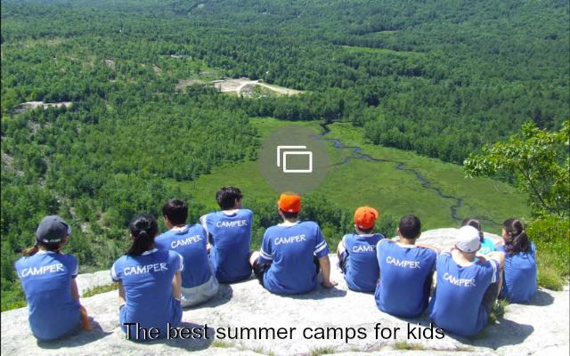 Best summer camps