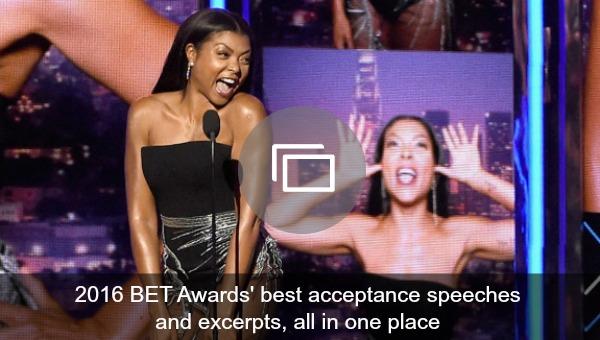BET Awards slideshow