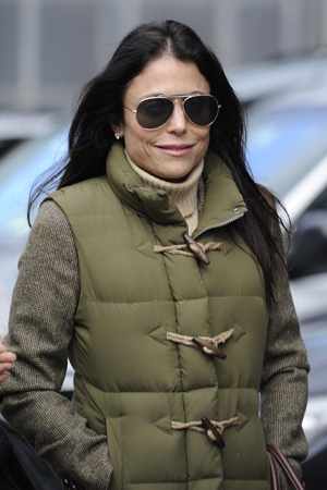 Bethenny Frankel tweets about divorce