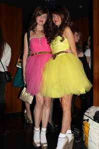 Afterparty pics: New York Fashion Week's Betseymania