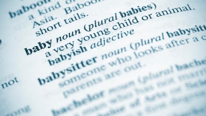 Noun baby names that make a