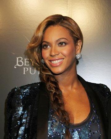 Beyonce breastfeeding in public