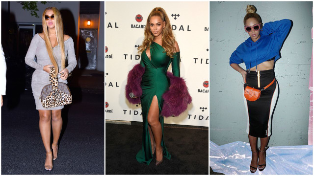 Beyonce Fall Fashion