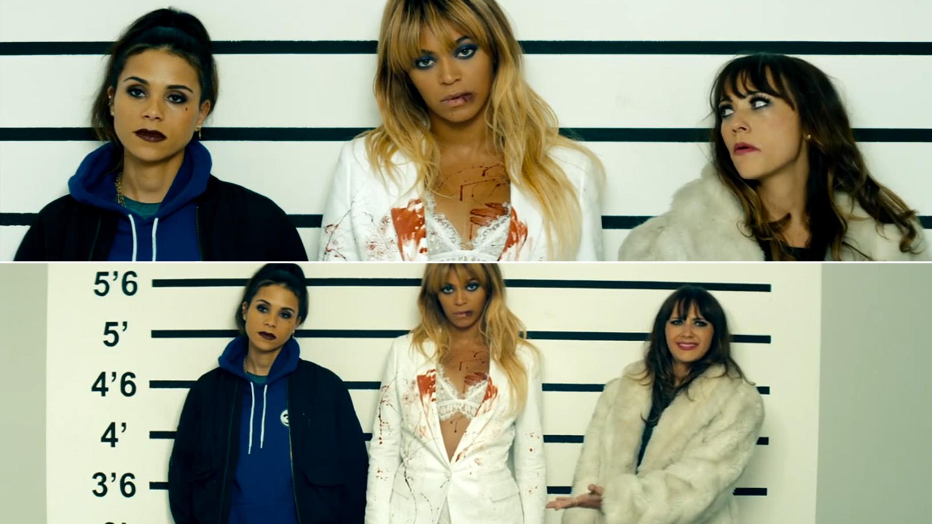 Beyonce, Rashida Jones